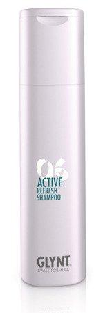 ACTIVE Refresh Shampoo - wydajny szampon do każdego rodzaju włosów. Wzmacnia, pielęgnuje i pobudza wzrost nowych oraz istniejących włosów.