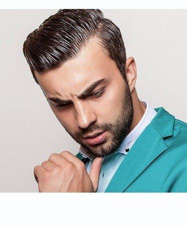 BACKETTS shaper gel - mocno ujędrniający żel na bazie wody, nakładany na przesuszone włosy, świetny do męskiego efektu mokrych włosów, fryzur typu spikes czy też krótkich włosów prowadzących
