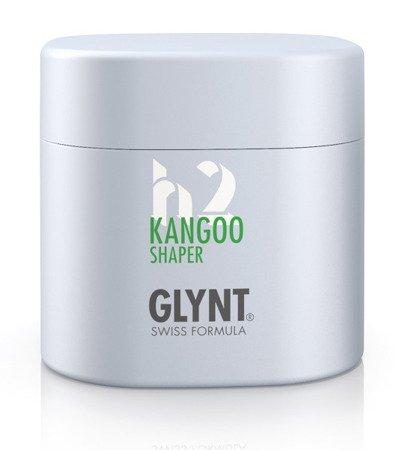 KANGOO Shaper -  pastą z włóknami żywicy, która nadaje włosom zmienną elastyczność, jedwabisty połysk, jest lekko utrwalająca. Znakomicie nadaje się do modelowania i zdefiniowania bujnych włosów.