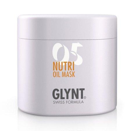 NUTRI Oil Mask - do głębokiej pielęgnacji zniszczonych, osłabionych i suchych włosów. Natychmiast nadaje włosom większą elastyczność i jedwabistą gładkość.