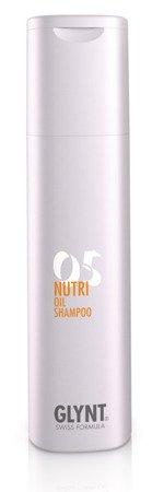 NUTRI Oil Shampoo - wydajny (1:10) szampon do włosów suchych, wymagających regeneracji oraz stałego mycia włosów naturalnie kręconych. Zapewnia piękny połysk i ułatwia rozczesywanie.
