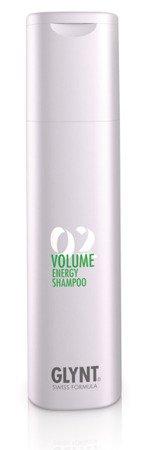 VOLUME Energy Shampoo - do łagodnego mycia włosów cienkich oraz pozbawionych życia. Wydajny, oczyszcza, pielęgnuje i nadaje włosom objętość.